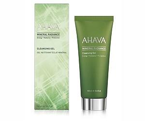 Ahava Mineral Radiance čistící gel