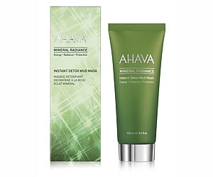 Ahava Mineral Radiance detoxikační bahenní maska