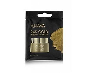 Ahava Minerální bahenní maska s 24K zlatem