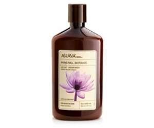 Sametový sprchový krém s lotosem a kaštanem